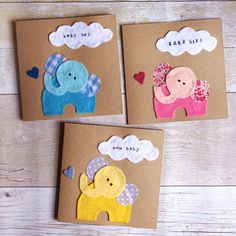 Hey, I found this really awesome Etsy listing at https://www.etsy.com/listing/289733931/baby-elephant-card-blank-baby-shower