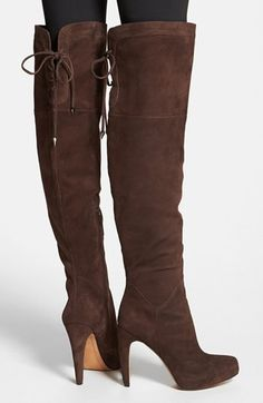 Anniversary Sale - Sam Edelman 'Kayla' Over the Knee Boot (Women) (Online Only) available at #Nordstrom