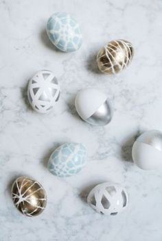 Unique and adorable easter eggs decorating ideas no 33