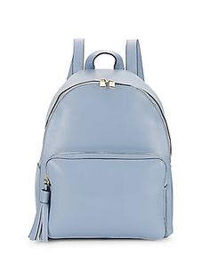KC JAGGER Sutton Leather Backpack