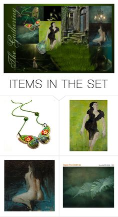 """""""I'll Bring the Music"""" by chilirose-creative ❤ liked on Polyvore featuring art"""