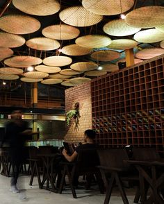 Noodle restaurant by Thaipan Studio, Thailand » Retail Design Blog