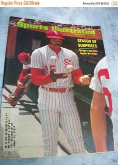 Fall Clearance Sports Illustrated Magazine June 12 1972 by Booth58