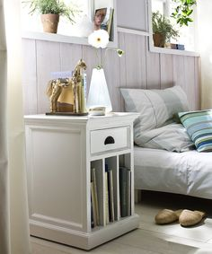 Look at this Vertical Shelf Nightstand on #zulily today!