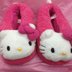 Sanrio Slippers