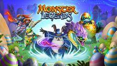 Monster Legends MOD APK [Unlimited Everything] V4.5.2 - Android Games