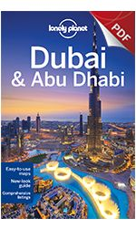 eBook Travel Guides and PDF Chapters from Lonely Planet: Dubai & Abu Dhabi PDF city guide - 8th edition Lon...