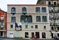Casa dos Bicos - Fundação José Saramago.