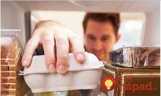 Tieto potraviny do chladničky nepatria, vedeli ste to?