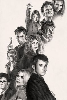 Rose and 10 pencil drawings - so many emotions!!