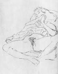 Image result for drawing nude girl reclining on her side
