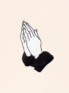 Mani di preghiera Patch - edizione di Dio 6
