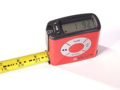 Digital measuring tape  http://www.wicked-gadgets.com/digital-measuring-tape/  #for #guys
