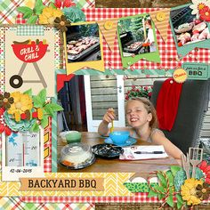 Half Pack 154: Photo Focus 77 by Cindy Schneider Friends, Food And Fun Bundle by Digital Scrapbook Ingredients Available at Sweet Shoppe Designs