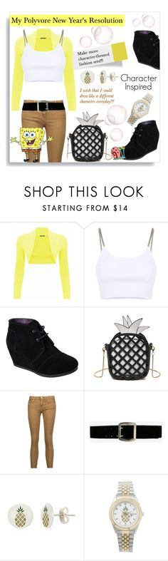 """Spongebob Inspired:Spongebob Squarepants Fashion"" by keishadowdy ❤ liked on Polyvore featuring WearAll, Alexander Wang, Skechers, IRO, Express, spongebob, spongebobsquarepants, cosplay, contestentry and polyPresents"