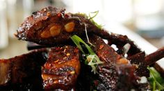Sweet Sticky Ribs