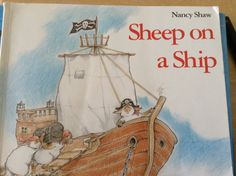 Great find for boat week. Simple words, rhyming, alliteration, and not too long.