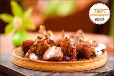"Шоколадный тарт. Кевин Паньер, шеф-повар по десертам ""Fairmont Grand Hotel Kyiv"""