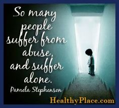 """We need to remove the """"alone""""  . . . we need to shine a light on the suffering, and find a way to stop the suffering."""