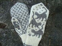 Pelle- Pelle Ravelry: Pelle pattern by Eva-Lotta Staffas. pattern for purchase at Ravelry - Knitted Mittens Pattern, Knit Mittens, Knitted Gloves, Knitting Socks, Knitting Designs, Knitting Projects, Knitting Charts, Knitting Patterns, Kitten Mittens
