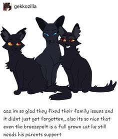 Pictures Of Cats Warrior Cats Comics, Warrior Cat Memes, Warrior Cats Books, Warrior Cats Art, Cat Comics, Cat Jokes, Character Design Animation, Cat Boarding, Cat Drawing