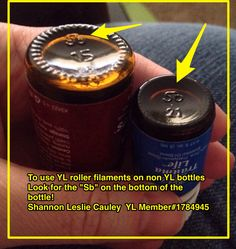 Want to know if Young Living's roller filaments will work for your bottles? Here is how to tell!