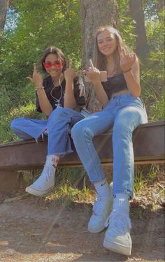 Foto Best Friend, Best Friend Fotos, Indie Outfits, Cute Outfits, Tomboy Outfits, Photographie Indie, Photographie Portrait Inspiration, Cute Friend Pictures, Friend Photos