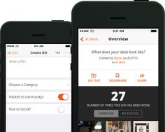 OKDOTHIS. the photo app that brings idea sharing to your camera screen.