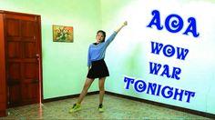 AOA - Wow War Tonight cover by NamWaan