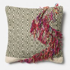 Loloi Color Cascade Pillow
