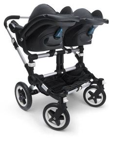 "I saw a tagline on Bugaboo's website—a Dutch company specializing in  strollers—stating, ""Going out with twins has never been easier—or as  comfortable!"" Oh, yeah? I have twins. Nothing about going out with them  is easy. And if anyone is going to be comfortable while we are out, I  want it to be me. But, I am always willing to take suggestions on making  my life easier, so I kept most of my snarky comments to myself and read  more about the Bugaboo Donkey Twin stroller. It's pretty sweet."