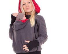 Tragejacke 3in1 für Mutter und Baby von VivalaMamaBerlin auf Etsy