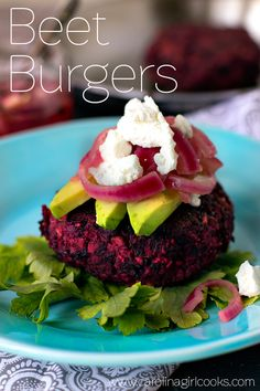 I have been craving a really good veggie burger and the first one that popped into my mind werebeet burgers. One that I had in a little diner in Austin, Texas a while back when I was there for a photography workshop. I was a little leery on trying it as it was made with […]