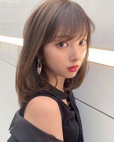 Beautiful Girl like Fashition Kawaii Hairstyles, Pretty Hairstyles, Japanese Beauty, Asian Beauty, Cute Asian Girls, Cute Girls, Girl Short Hair, The Most Beautiful Girl, Pretty Face