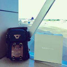 Ready for the weekend! #Galpon #WeareReady #PanamaHat #style #travel #PuertoRico #Enjoy #weekend #backpack