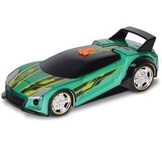 Hot Wheels Hyper Racer with Lights and Sounds - Quick N' Sik $26.99  #Sale