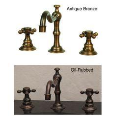 8-inch Widespread 2-handle Faucet