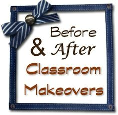 Tons of great classroom makeover ideas- pin now and read later