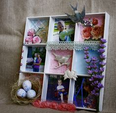 Творческая мансарда Элен: Весенние прогулки Gift Wrapping, Frame, Blog, Crafts, Home Decor, Gift Wrapping Paper, Picture Frame, Manualidades, Decoration Home