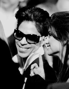 Viva Versace! - paisleysprince: Prince and Penelope Cruz it in the...