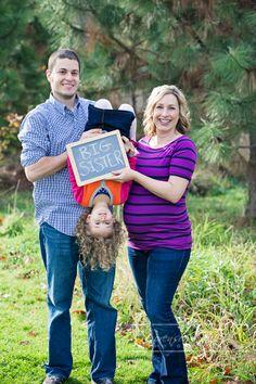 Sorenson Studio Photography | Tualatin, OR | Sibling maternity photo session