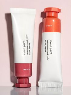 Glossier Cloud Paint Storm Dawn New Shades