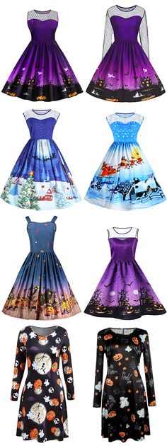 50 more Christmas party dresses to inspire yourself.High quality and comfortable material.Free Shipping Worldwide!
