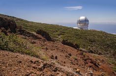 Gran Telescopio Canarias GTC / 2200 Metres / Canary Islands / La Palma / 2016 - Gran Telescopio Canarias / Long Exposure / ND8 Filter f/22 ISO 100 30s / 2300 Metres / 10.4 m (410 in) reflecting telescope / Canary Islands / La Palma / 2016