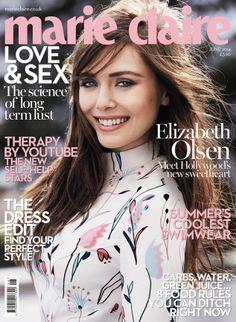 Elizabeth Olsen, Marie Claire UK
