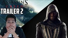 awesome Assassin's Creed Trailer two Response Critique Official Trailer two Motion picture
