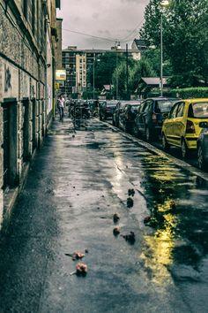 Wet Street by Giovanni Genna on 500px