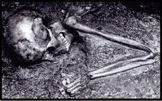 11 Foot Giant Human Remains at Circular Earthen Fort in Erie County, Pennsylvania