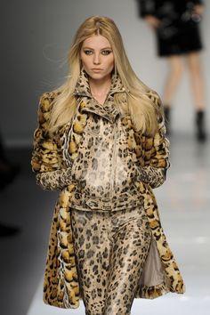 Blumarine at Milan Fashion Week Fall 2012 - StyleBistro