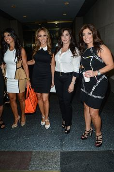 Updated: The Real Housewives Of New Jersey